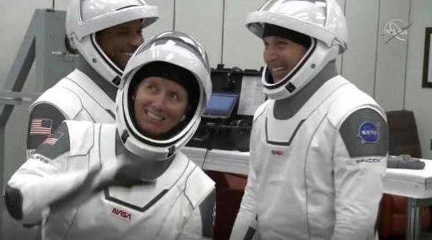 NASA-astronaute laat West-Vlaamse kaas naar ISS lanceren