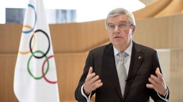Thomas Bach n'exclut pas des réductions dans la réorganisation des Jeux de Tokyo