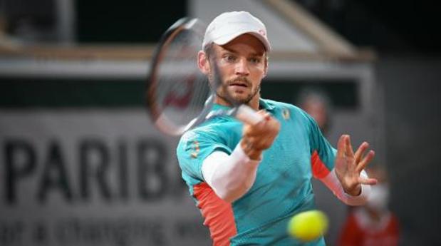 David Goffin blijft 14e op ATP-ranking, Rublev klimt naar 8e plaats