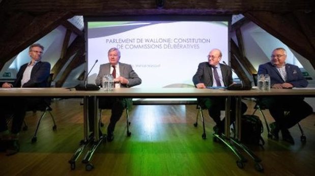 Waals parlement zet 'overlegcommissies' van burgers en politici in de steigers