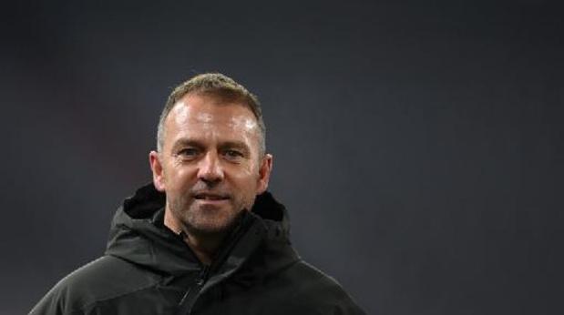 Hansi Flick succèdera à Joachim Löw comme sélectionneur de l'Allemagne après l'Euro Flick