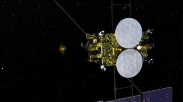 Japanse capsule met materiaal van asteroïde weer op aarde
