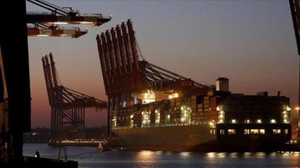 Les exportations allemandes ont chuté de 31% en avril par rapport à 2019