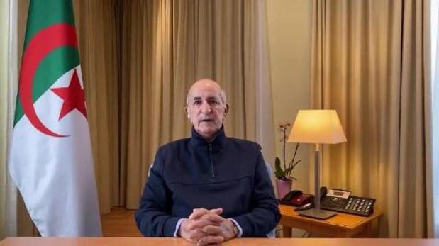 Le président algérien va s'adresser jeudi soir à la Nation
