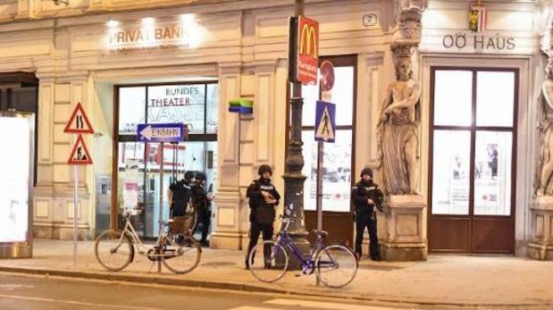 Attaque à Vienne - Autriche: une attaque près d'une synagogue, il y aurait plusieurs blessés