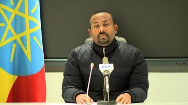 Ethiopisch leger bombardeert opstandelijke regio