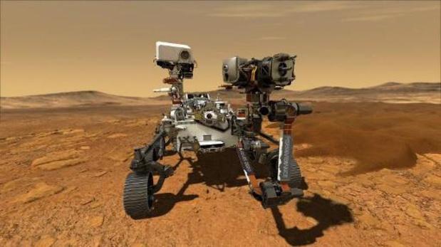 Vinciane Debaille, chercheuse de l'ULB, collabore à la mission Mars 2020 de la Nasa