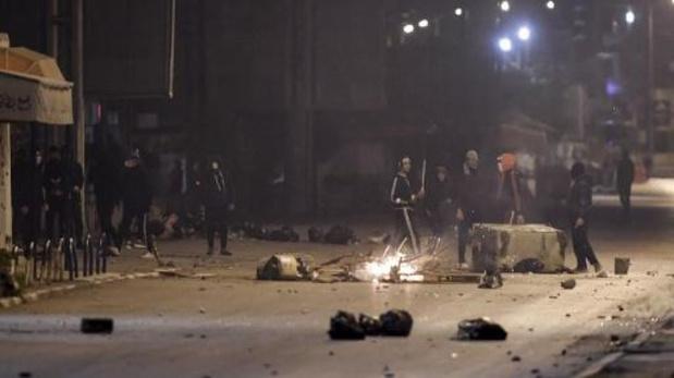 Leger ingezet bij gewelddadige protesten in Tunesië, 632 personen gearresteerd