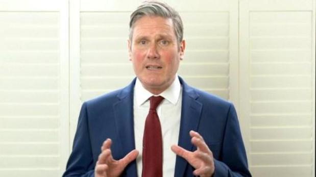 L'opposition britannique demande une stratégie de sortie de confinement