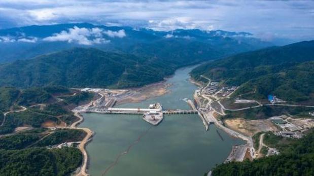 Omstreden dam in Laos in gebruik genomen