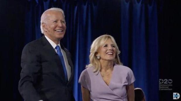 Amerikaanse presidentsverkiezingen 2020 - Biden haalt tijdens Democratische Conventie 70 miljoen dollar op