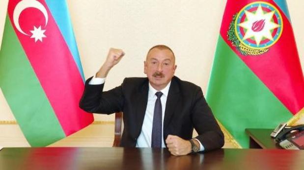 Conflict Nagorno-Karabach: Azerbeidzjaanse president zweert dat hij gedode burgers in Ganja zal wreken