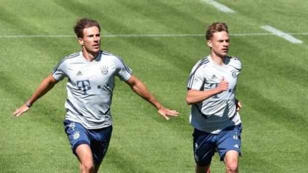 Le Bayern fait un don de 250.000 euros à la campagne WeKickCorona