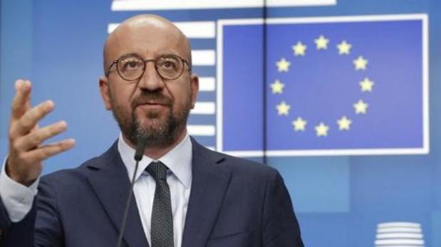 Charles Michel envisage une conférence multilatérale pour apaiser les tensions entre la Turquie et la Grèce