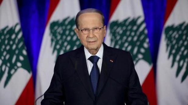 Contestation au Liban - Le président Michel Aoun réitère son appel au dialogue