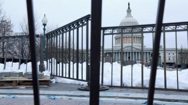 Les mesures de sécurité renforcées au Capitole pour minimum un mois