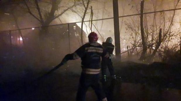 Huit morts dans des feux de forêt en Ukraine