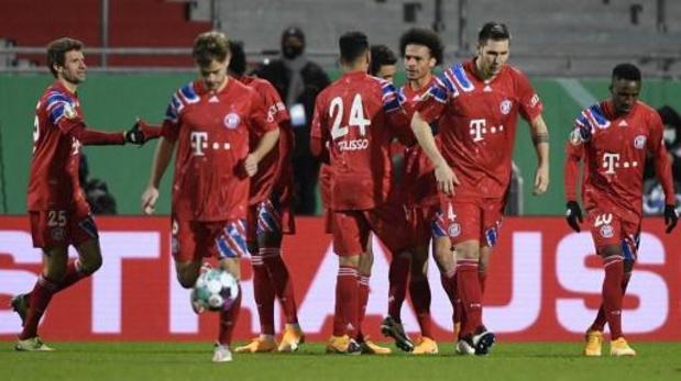 DFB-Pokal - Tweedeklasser Holstein Kiel zorgt voor enorme stunt door Bayern München uit te schakelen