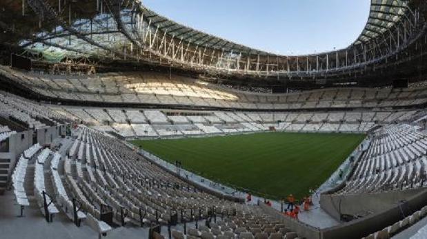 Deux stades de la Coupe du monde 2022 au Qatar inaugurés en novembre