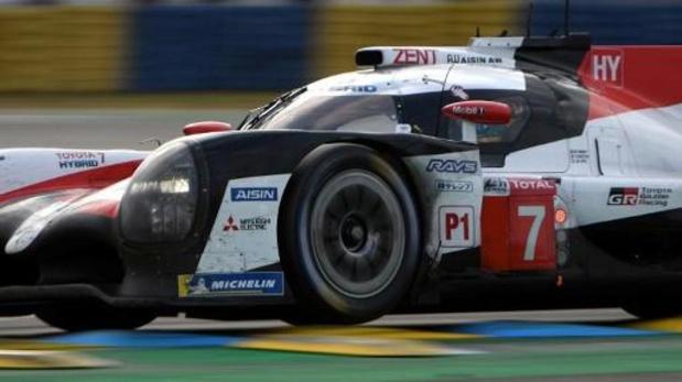 Zes Uren van Spa-Francorchamps - Conway/Kobayashi/Lopez pakken de zege voor Toyota