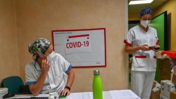 Opnieuw meer dan 800 COVID-doden op één dag in Italië