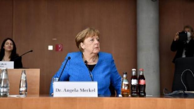 Wirecard: Merkel verdedigt gelobby voor Wirecard
