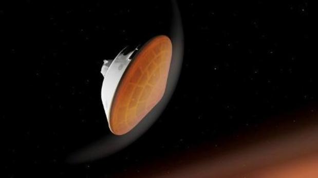 Amerikaanse robotjeep Perseverance landt donderdag op Mars