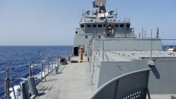 Aantal Russische marineschepen voor Belgische kust verviervoudigd op 5 jaar tijd