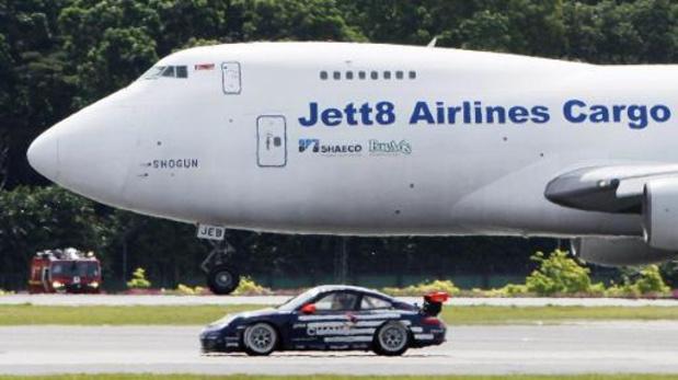 Porsche en Boeing gaan samenwerken aan elektrische vliegtuigen