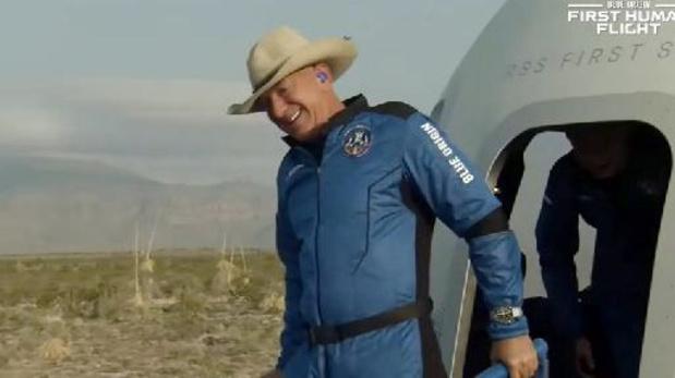 Luchtvaartautoriteit in VS onderzoekt kritiek over veiligheid bij ruimtebedrijf Bezos