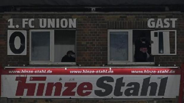 Retour de 2000 fans à Union Berlin-Leipzig lors de la dernière journée de Bundesliga