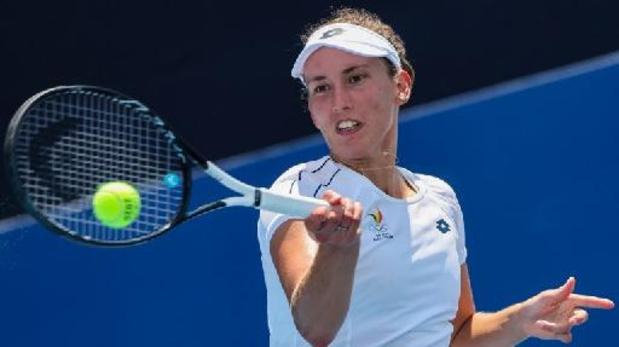WTA San Jose - Elise Mertens éliminée en demi-finale