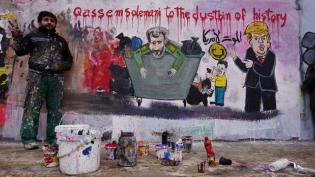 Damascus hekelt Amerikaanse aanval, Syrische oppositie juicht