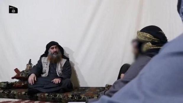 IS-leider zou tijdens VS-raid zichzelf hebben gedood