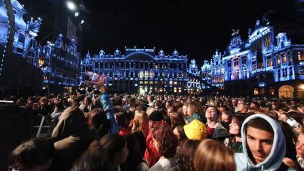 Les grands événements pourront accueillir jusqu'à 75.000 personnes