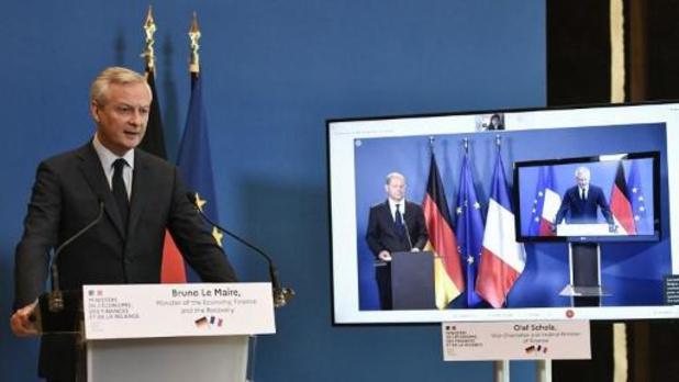 Frankrijk en Duitsland zien globaal taksakkoord binnen handbereik