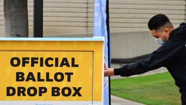 Amerikaanse presidentsverkiezingen: Amerikaanse postdienst moet briefstembiljetten zoeken in swing states