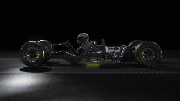 Competitieleeuw, klaar voor Le Mans?