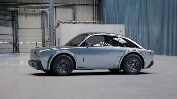 Alpha Motor Ace, nog een Californisch merk met elektrische voertuigen