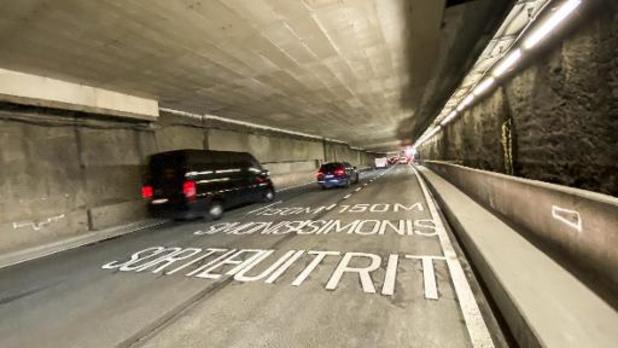Les Bruxellois appelés à choisir le nouveau nom, féminin, du tunnel Léopold II
