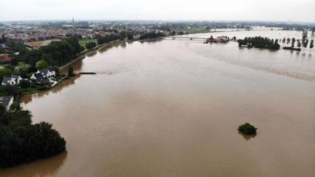 Situatie blijft kritiek in Halen en Rotselaar