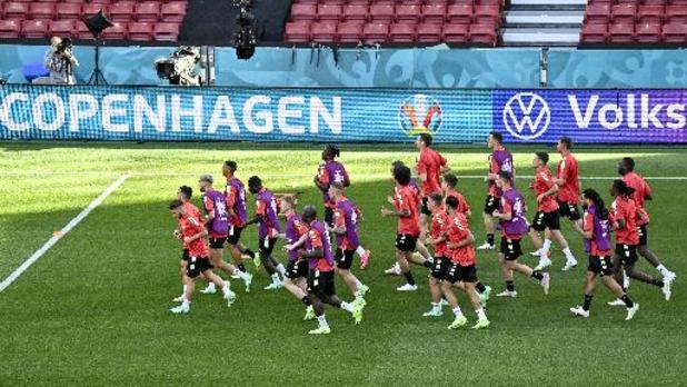 Émotions et enjeux au menu de Danemark - Belgique pour l'Euro 2020