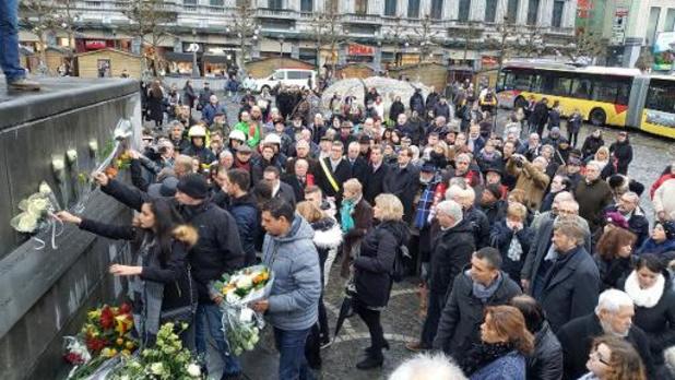 Schietpartij Luik: Slachtoffers kunnen Belgische staat dagvaarden