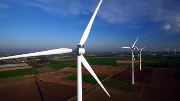 Des prix de l'électricité négatifs à cause du vent