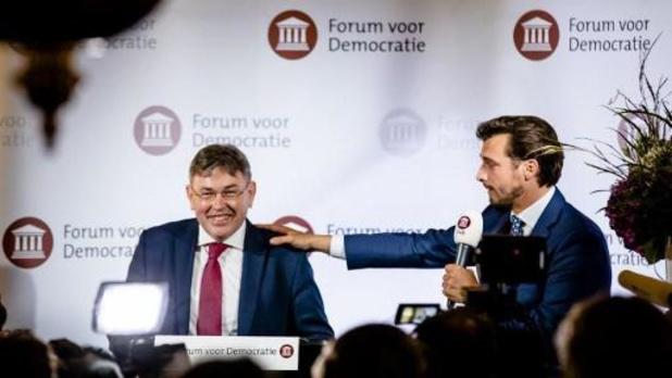 Europarlementsleden van Nederlandse FVD breken met partij en gaan zelfstandig verder