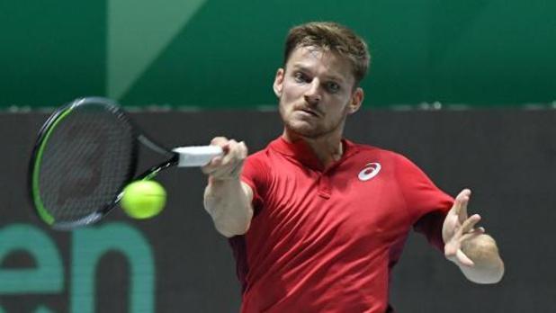Diriyah Tennis Cup - David Goffin est impatient de commencer le premier tournoi joué en Arabie Saoudite
