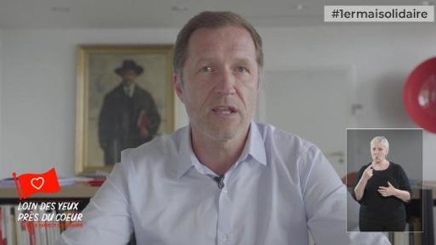 Magnette vraagt Belgische steun voor plan Macron-Merkel