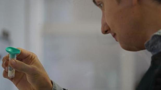 Plus de 1.500 tests salivaires effectués en six semaines à l'UMons