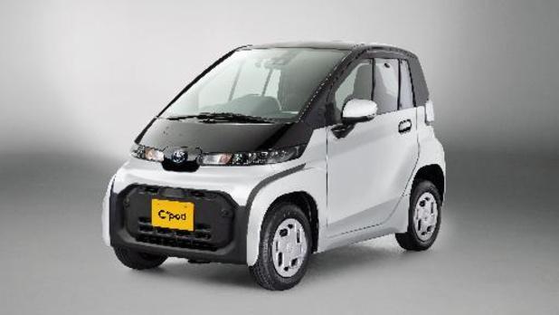 Toyota C-Pod, Japanse micromobiliteit