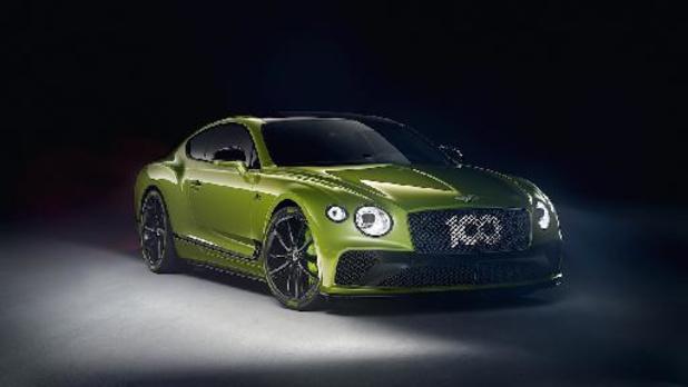 Bentley lanceert Pikes Peak-editie van Continental GT